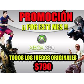 Todos Estos Juegos Originales Xbox 360 Pal Y Ntcs A $790