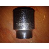 Dado Corto 36mm Hexagonal Cuadrante 1/2 Stanley Nuevo