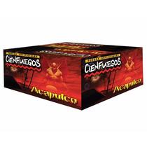 Fuegos Artificiales Torta Acapulco 140 Tiros - Cienfuegos
