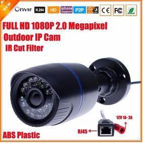 Câmera Ip Cftv Full Hd 1080p Infra 24 Led Onvif