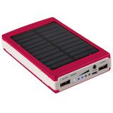 Cargador Portatil Solar Para Celular Tablet Mp3 De 28000 Mah