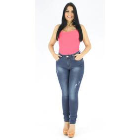 Calça Feminina Jeans Skinny Hot Lançamento Do 36 Há 46