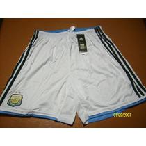 Short Seleccion Argentina Original Adidas