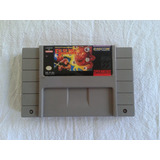 Fita Original Rpg D&d Super Nintendo Eye Of The Beholder