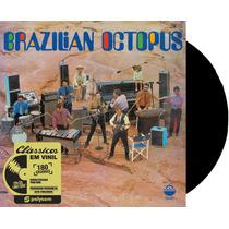 Lp Vinil Brazilian Octopus 1969 Novo Lacrado 180g