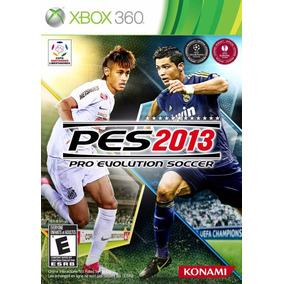 Pes 2013 Xbox 360 (lacrado)