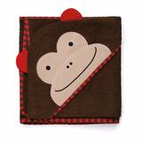 Toalla Bebes Capucha Infanti L Skip Hop 235254 Diseño Mono