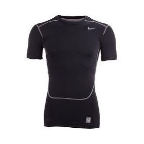 Conjunto De Compresion Nike Remera Y Calza Corta Original