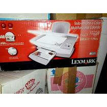 Impresora Lexmar Sin Cartuchos