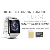 Smartwatch Dz09,reloj Inteligente , Sim , Sd , Whatsapp