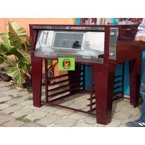 Horno Panadero 2 Charolas De 46/64 C/espiguero Pastel H-41