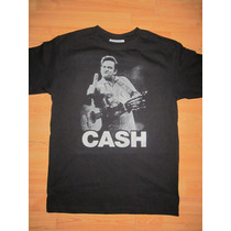 Playera Jhonny Cash,