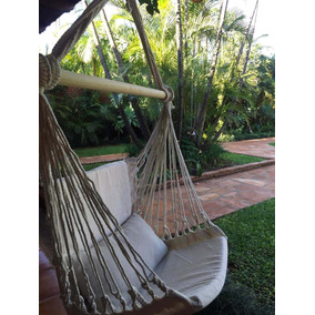 Original Silla Hamaca Paraguaya Colgante Oferta
