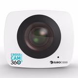 Camara Crosscam 360 Vr Eurocase + Accesorios Panoramica Tbo