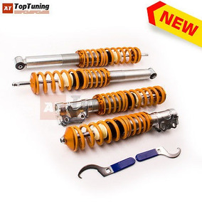 Kit De Coilovers De Br Para Vw Golf Mk2 Mk3 Vento Y...