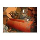 Compresor De Aire Bicilindrico Trifasico Usado