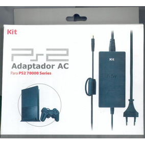 Fuente Ac 8.5 V Para Playstation 2 7000 Series - Vte Lopez