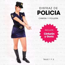 Disfraz De Policía - Despedida De Soltera T1