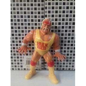 Muñeco Lucha Libre Hulk Hogan Wwe