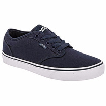Tenis Vans Casuales Atwood Vn-000kc44k1 Marino Pv