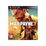 Max Payne 3 Legendas Portugues Ps3