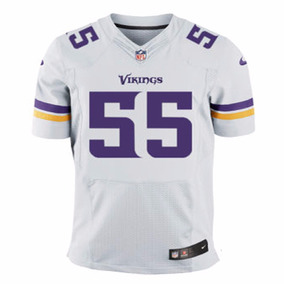 Camiseta Nfl Vikings Alternativa 55 Barr