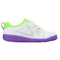 Zapatillas Nike Pico Lt (psv) Niñas Bebes Urbanas 619045-118