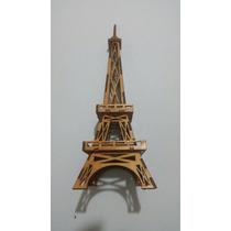 Torre Eiffel 30 Cm X 15 Unidades