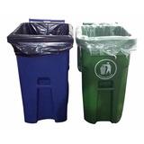 Sacos P/lixo Reciclável 240 Litros 1,18x1,32x0,09 Pct C/36