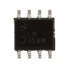 Lm358 Lm358dr Amplificador Operacional Dual Sop8