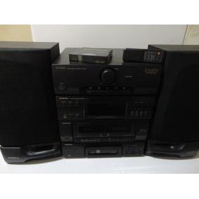 Modulo De Som Completo Pioneer Original Controle Como Novo