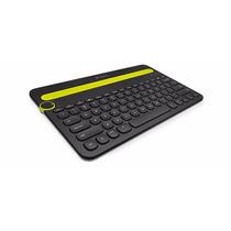 Teclado Inalambrico Bluetooth Tablet, Celular Logitech K480