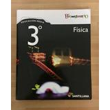 Libro Fisica 3º Medio Bicentenario Santillana