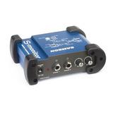 Samson S-monitor Mixer Monitoreo Auriculares