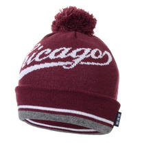 Gorro Masculino New Era Slub-city Cuff Chicago
