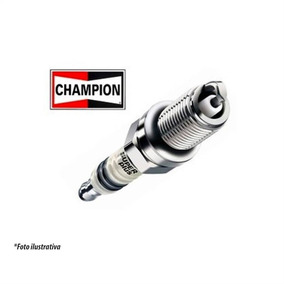 Vela Champion C59c Para Carros Turbos E Motos 2 Tempos