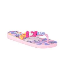 Chinelo Ipanema Hello Kitty Sweet Rosa