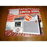 Cd Legua York / Radio Legua York (nuevo Y Sellado) Rap Hip H