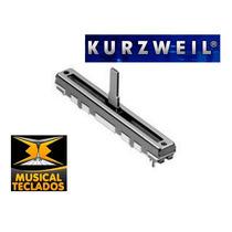 Potenciometro Volume Original P/ Kurzweil Sp76, Sp88, Sp88x