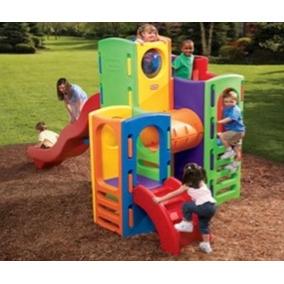 juego little tikes parque infantil con