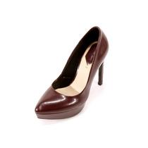Zapatos Color Vino Zara