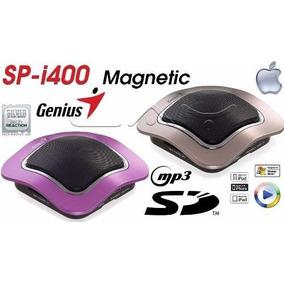 Mini Corneta Genius Recargables Sp-i400