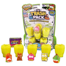 Trash Pack Série 5 - Blister Com 05 Trashies