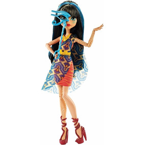 Monster High Dance The Fright Away - Cleo The Nile