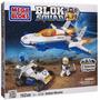 Blok Squad Orbital Mission Mega Bloks 162 Pcs