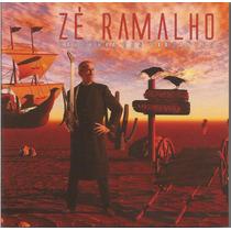 Cd Zé Ramalho - Parceria Dos Viajantes (955648)
