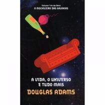 Livro O Mochileiro Das Galaxias Vol. 3