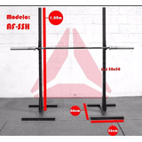 Squat Stand Rack De Agachamento Crossfit Funcional Gaiola