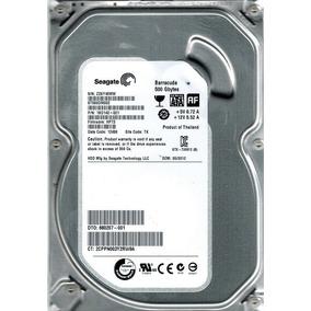 Vendo Tarjeta Logica Seagate St500dm002 Firmware Hp73