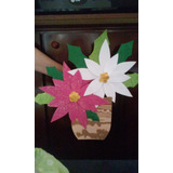 Flores De Navidad Em Foami